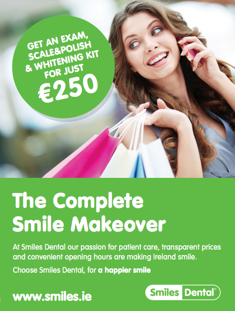 Complete Smiles Makeover Snip