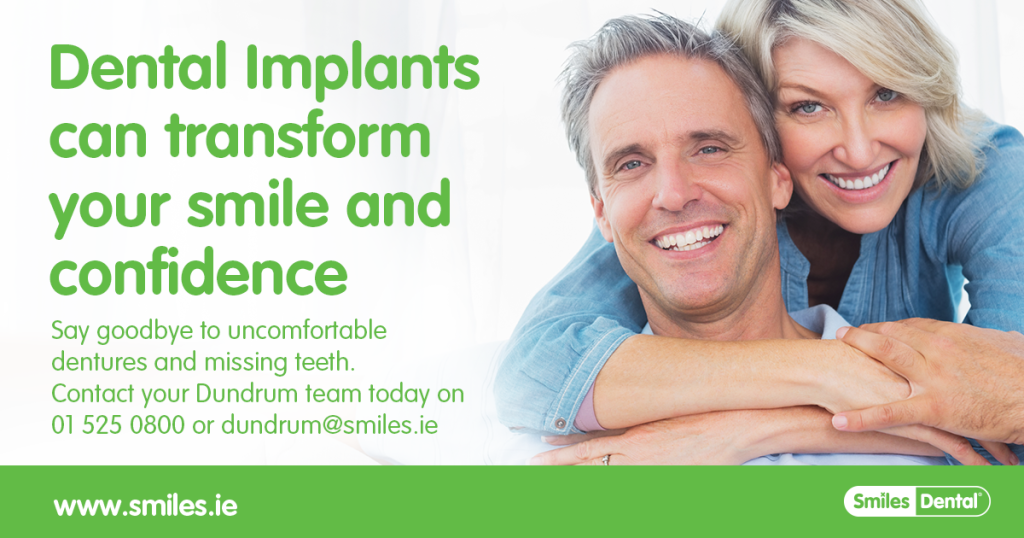 Dental Implants now available at Dundrum
