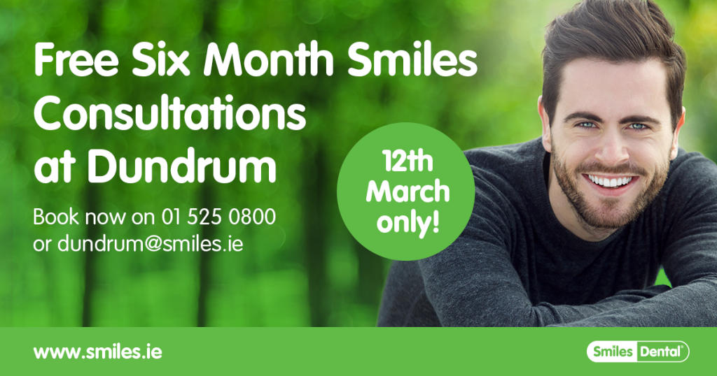 Free Six Month Smiles Consultations