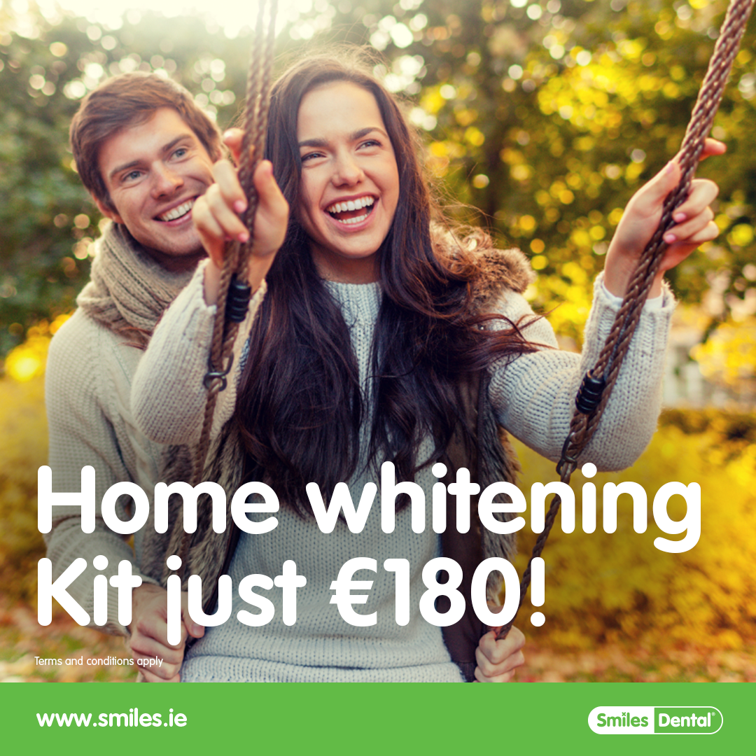 Teeth whitening Dublin