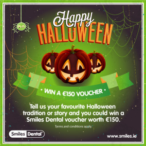 Smiles Dental Halloween competition