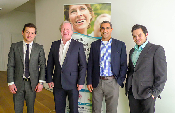 The Dental Implant Team