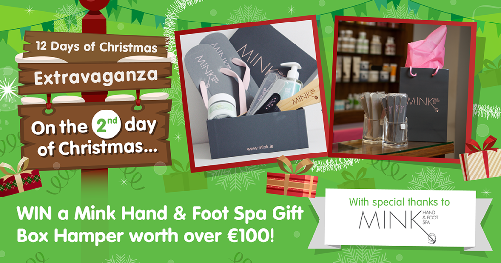Win with Smiles: Mink Hand and Foot Spa