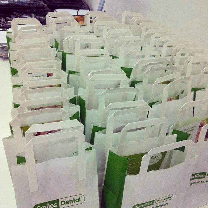 Balbriggan goodie bags