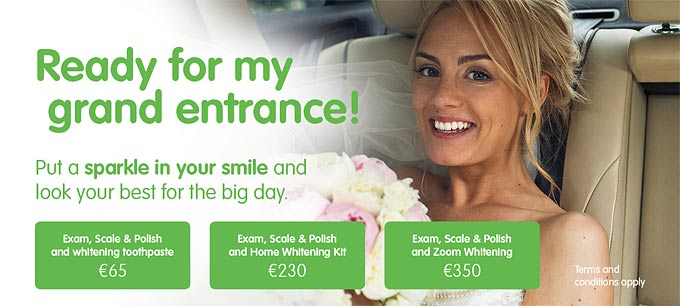 Smiles Dental Summer Whitening Offers