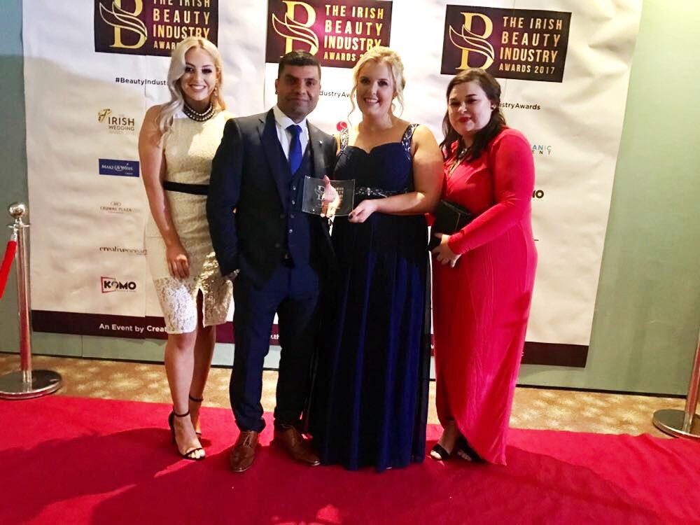 The Irish Beauty Industry Awards